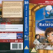 Ratatouille 3D (2007) Blu-Ray