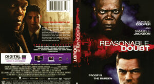 Reasonable Doubt dvd cover