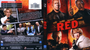Red (Blu-ray) dvd cover