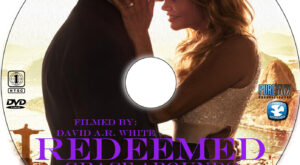 Redeemed dvd label