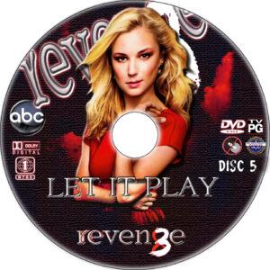 revenge season 3 dvd label