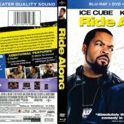Ride Along (2014) R1 Blu-Ray DVD Cover