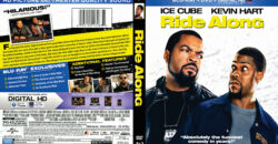 Ride Along blu-ray dvd cover