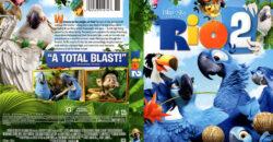 Rio 2 front dvd cover