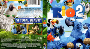 Rio 2 front dvd cover