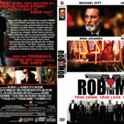 Rob the Mob (2014) R1 Custom DVD Cover