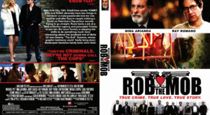 Rob the Mob dvd cover