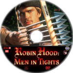 Robin Hood: Men in Tights (1993) R1 Custom Label