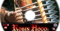 Robin Hood: Men in Tights dvd label
