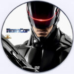 RoboCop (2014) Custom DVD Label