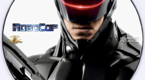 Robocop dvd label