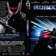 RoboCop (2014) R1 Custom DVD Cover