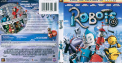 Robots (Blu-ray) dvd cover