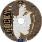 Rocky (1976) R1 Custom DVD Label