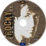 Rocky (1976) R1 Custom DVD Label