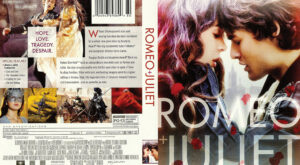 Romeo & Juliet dvd cover