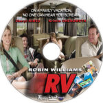 RV (2006) R1 Custom DVD Label