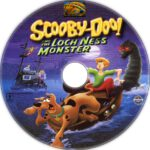 Scooby-Doo and the Loch Ness Monster (2004) R1 Custom DVD Label
