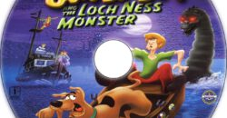 Scooby-Doo and the Loch Ness Monster dvd label