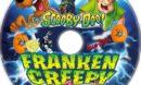 Scooby-Doo! Frankencreepy (2014) R1 Custom Art