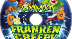 Scooby-Doo! Frankencreepy cd cover