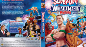 Scooby-Doo! WrestleMania Mystery dvd cover