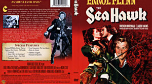 The Sea Hawk dvd cover