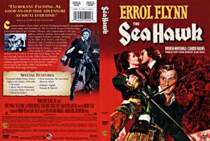The Sea Hawk dvd cover