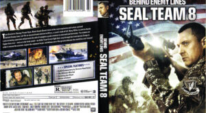 Seal Team Eight: Behind Enemy Lines dvd cover