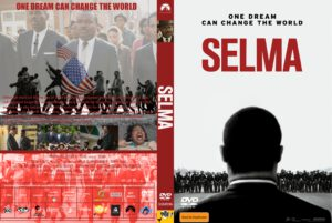 SELMA dvd cover