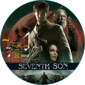 Seventh Son dvd label