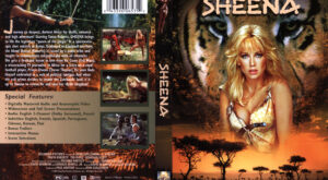 Sheena dvd cover