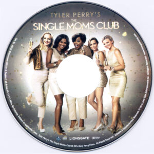The Single Moms Club dvd label