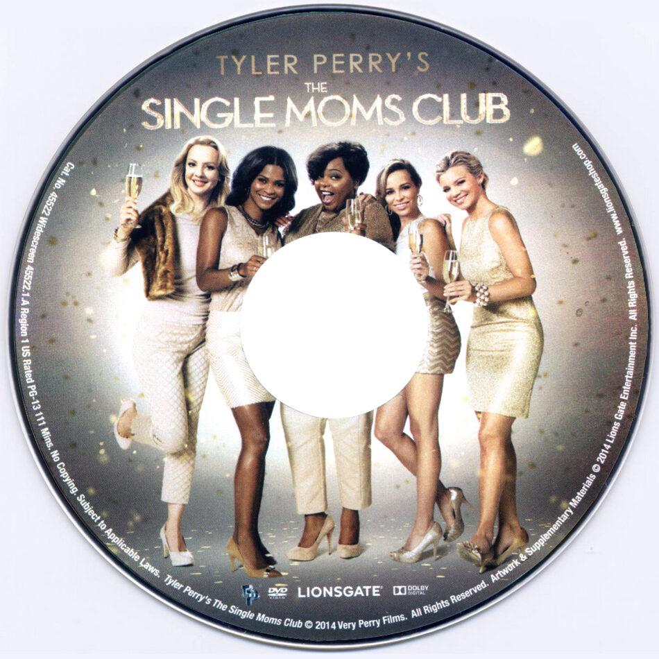The Single Moms Club dvd label