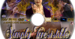 Simply Irresistible dvd label