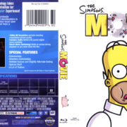 The Simpsons Movie (2007) Blu-Ray Cover
