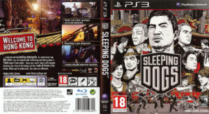 Sleeping Dogs dvd cover