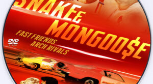 Snake and Mongoose dvd label