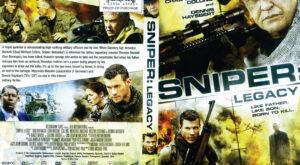 Sniper: Legacy dvd cover