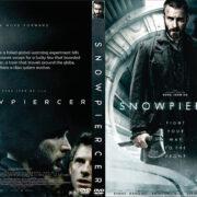 Snowpiercer (2013) Custom DVD Cover
