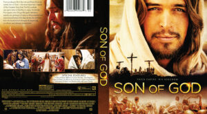 Son of God dvd cover
