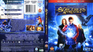 Sorcerer's Apprentice, The (Blu-ray) dvd cover