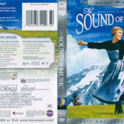 The Sound of Music (1965) Blu-Ray Cover