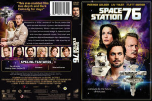 Space Station 76 dvd cover