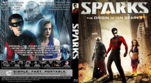 sparks blu-ray dvd cover