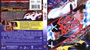 Speed Racer (Blu-ray) dvd cover