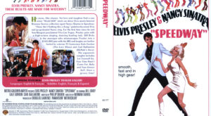 Speedway dvd cover