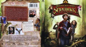 The Spiderwick Chronicles blu-ray dvd cover