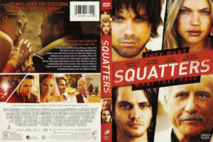 Squatters dvd cover