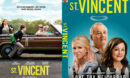 St. Vincent (2014) Custom DVD Cover
